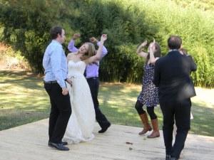 super classy dancing at my wedding